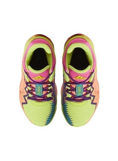 adidas Adidas Kız Çocuk Günlük Spor Ayakkabı D.O.N. Issue 2 J Fz1425 Beyaz